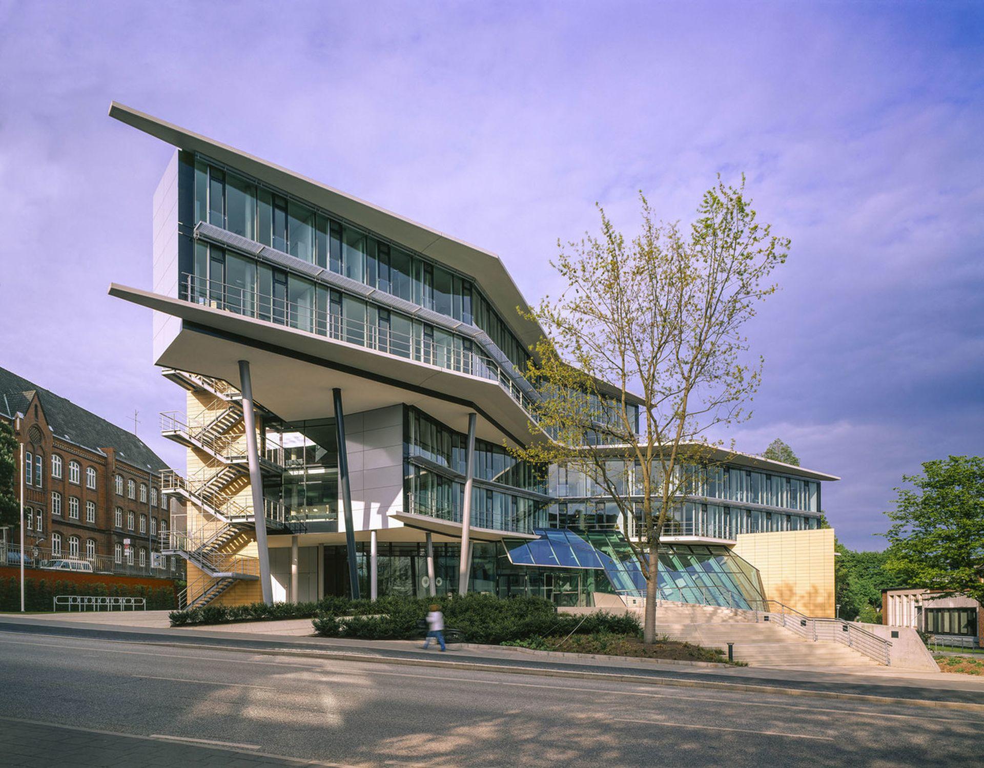 Projekt: IHK, KielArchitekt: KTP, Stuttgart