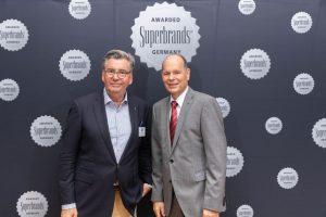 Superbrands: Herausragende Marken und Promifaktor